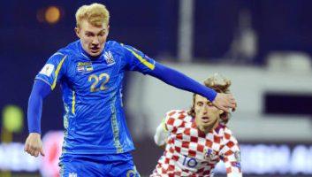 Croatia 1 - 0 Ukraine