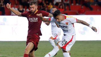 Benevento  2 - 1  Roma