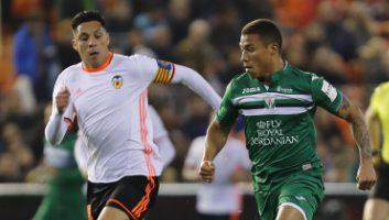 Valencia 2 - 1 Leganes