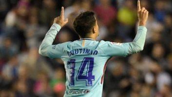 Levante  5 - 4  Barcelona