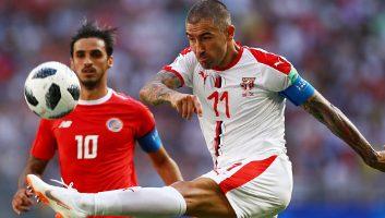 VIDEO Costa Rica 0  - 1 Serbia