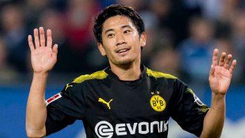 Hamburger SV  0 - 3  Borussia Dortmund