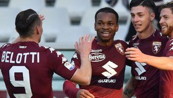 Torino  1 - 1  ChievoVerona