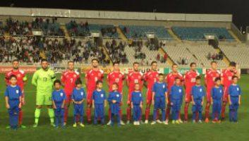Cyprus 3 - 1 Gibraltar