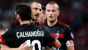 Bayern Munich 0 - 4 AC Milan