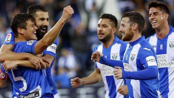 Leganes 4 - 0 Deportivo La Coruna