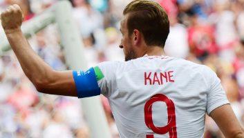 England  6 - 1  Panama