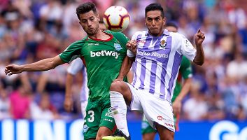 Real Valladolid  0 - 1  Deportivo Alaves