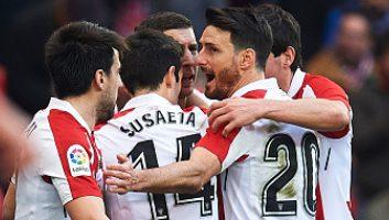 Athletic Bilbao  2 - 1  Malaga