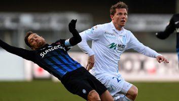 ChievoVerona 1 - 4 Atalanta