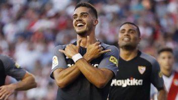 Rayo Vallecano  1 - 4  Sevilla