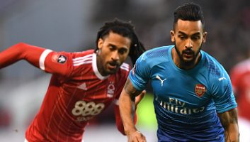 Nottingham Forest  4 - 2  Arsenal