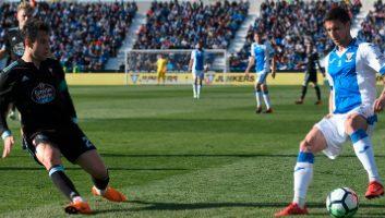 Leganes  1 - 0  Celta Vigo