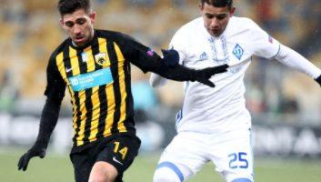 Dynamo Kyiv  0 - 0  AEK Athens