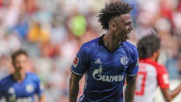 Augsburg  1 - 2  Schalke 04
