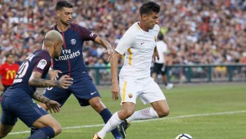 Roma 1 - 1 Paris Saint Germain