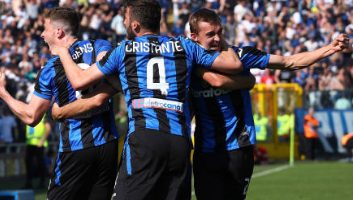 Atalanta  2 - 1  Torino
