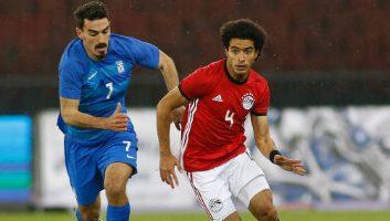Egypt  0 - 1  Greece