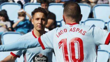Celta Vigo  2 - 0  Eibar