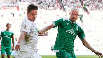 Augsburg  2 - 3  Werder Bremen