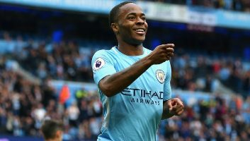Manchester City  5 - 0  Crystal Palace