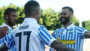 SPAL  3 - 1  Sampdoria