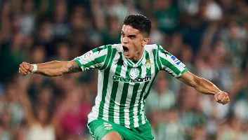 Real Betis  2 - 2  Athletic Bilbao