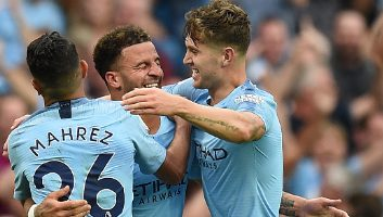 Manchester City  2 - 1  Newcastle United