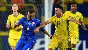 Slovakia U21 3 – 0 Sweden U21