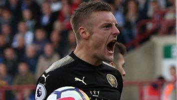 Huddersfield Town  1 - 1  Leicester City
