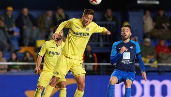 Villarreal  3 - 0  Ponferradina