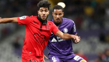 Toulouse  1 - 1  Nice