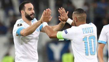 Marseille  1 - 0  Konyaspor