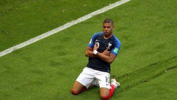 France  4 - 3  Argentina