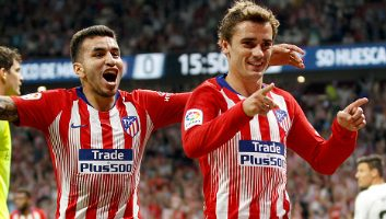 Atletico Madrid  3 - 0  SD Huesca