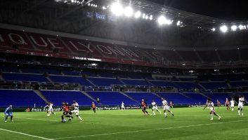 Lyon  2 - 2  Shakhtar Donetsk
