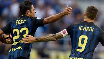 Inter Milan 1 - 1 Palermo