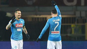 Torino  1 - 3  SSC Napoli