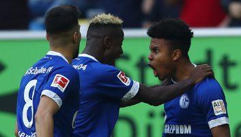 Fortuna Duesseldorf  0 - 2  Schalke 04