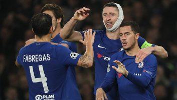Chelsea  3 - 3  Roma