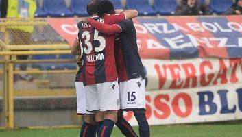 Bologna  3 - 0  Sampdoria