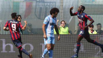 Crotone  2 - 2  Lazio