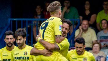 Villarreal 3 - 1 Osasuna