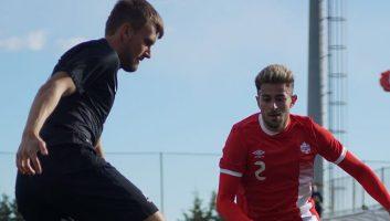 Canada  1 - 0  New Zealand