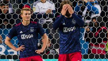 Rosenborg  3 - 2  Ajax