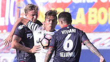 Bologna 1 - 2 Juventus