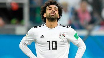 Russia  3 - 1  Egypt