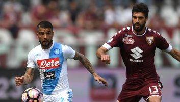 Torino 0 - 5 SSC Napoli