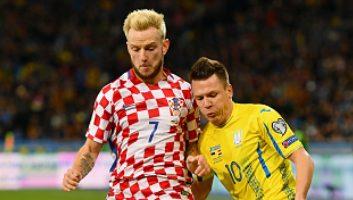Ukraine  0 - 2  Croatia
