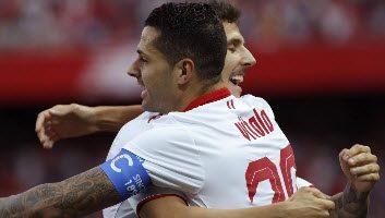 Sevilla 5 - 0 Osasuna